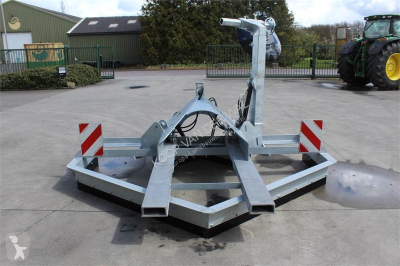 K.A. Koop van der Wal 3000 Bodenbearbeitungswerkzeuge