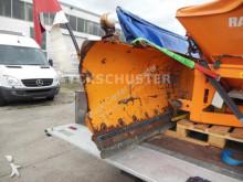 Unimog Plough