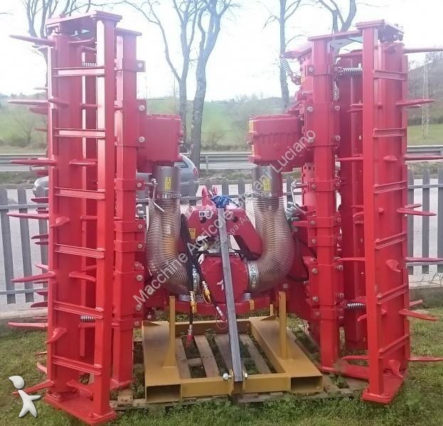 Kverneland Erpice Rotante NG M 101 F 20 agricultural implements