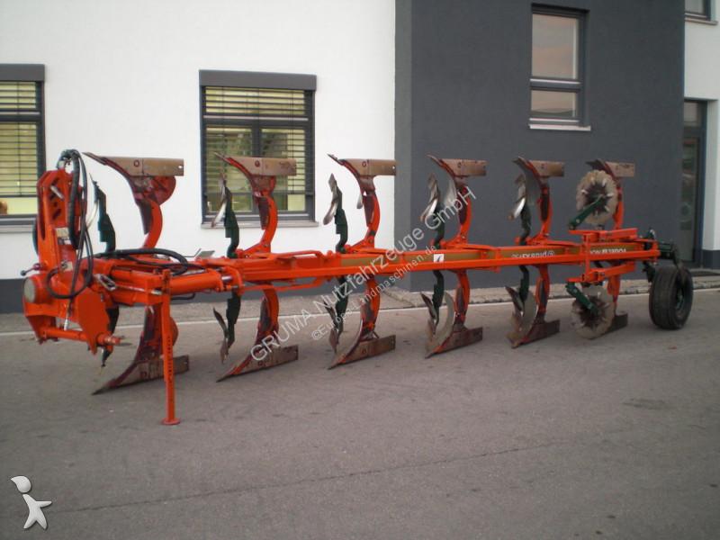 K.A. Vogel & Noot - XS 950 Plus Vario 6-furchig Bodenbearbeitungswerkzeuge
