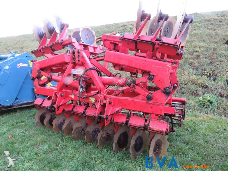 N/a Knoch agricultural implements