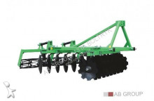 Bomet Disc harrow with 2 rollers/Dechaumeur a disque PAVO
