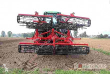 Klimza Leichte Egge mit Walzen 6m/l ightweight aggregate replaci neuf agricultural implements