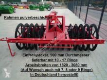 outils du sol Euro-Jabelmann Einfachpacker, 10 Ringe, 900 mm, 1,82 m Arbeitsbreite, NEU