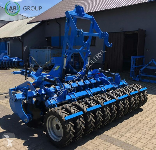 View images N/a AGRISTAL - HALBAUFGEHÄNGTE SCHEIBENAGGREGAT/DISC CULTIVATOR TRAILED/ DISKOV neuf agricultural implements