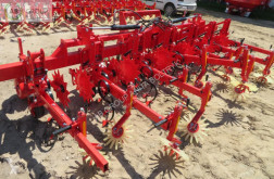 nc AB group Hackmaschine ACM-K7/Inter-row cultivator foldable/Polol neuf