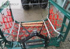 n/a Metal-Technik - Wiesenegge schwere 6m/Drag harrow meadow/Regenerador de praderas neuf
