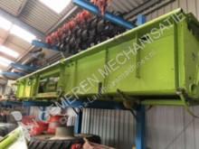 toprak işleme malzemeleri Claas AC750 maaibord met kar