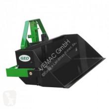 ferramentas de solo nc PRM120 Transportbox Heckmulde Schaufel Heckcontainer NEU
