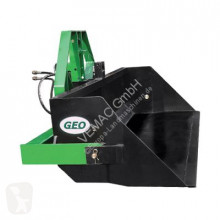 outils du sol nc PRI140 Transportbox Heckmulde Schaufel Heckcontainer NEU