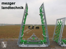 outils du sol Zocon Wiesenegge W8-4; Grünlandegge