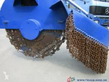 Bilder ansehen Mercedes 1831 4x4 Menzi Muck Baumstumpf- Wurzelfräse Bodenbearbeitungswerkzeuge