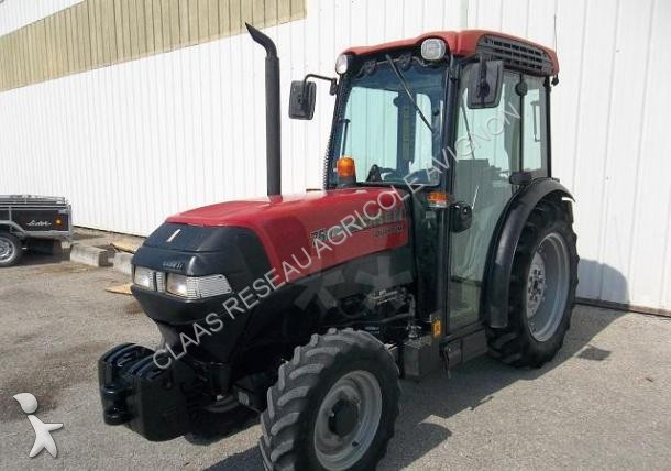 tracteur vigneron case quantum 75 tracteur tracteur occasion n 1503741. Black Bedroom Furniture Sets. Home Design Ideas