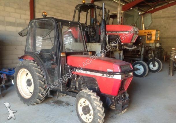 tracteur vigneron case 2130 v tracteur tracteur occasion