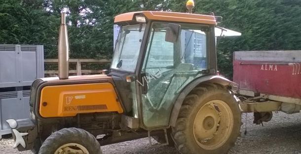 tracteur vigneron renault 70  14 occasion
