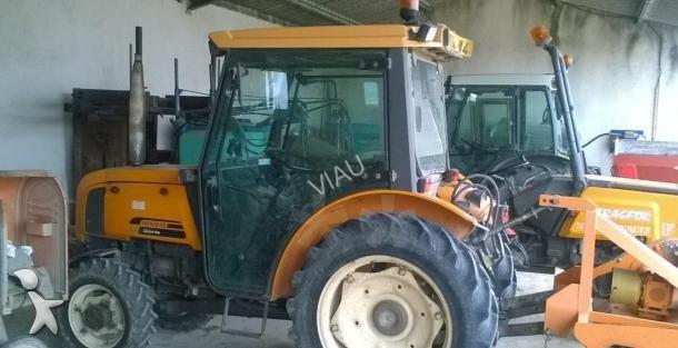tracteur vigneron renault dionis 120 occasion