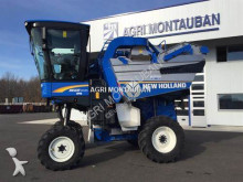 New Holland Grape harvesting machine