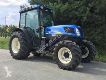 New Holland Vineyard tractor