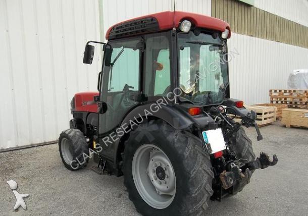 tracteur vigneron case quantum 75 tracteur tracteur occasion