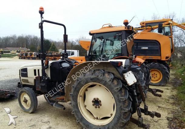 tracteur vigneron lamborghini 660 v occasion