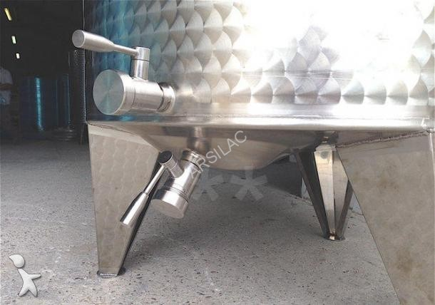cuve nc cuve inox fond bomb chapeau flottant 1000 litres occasion n 1577573. Black Bedroom Furniture Sets. Home Design Ideas