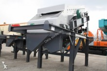 britadeira, reciclagem Goodwin 12x5 2 deck