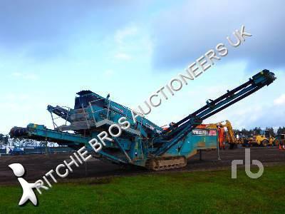 View images Powerscreen CHIEFTAIN 1400 crushing, recycling