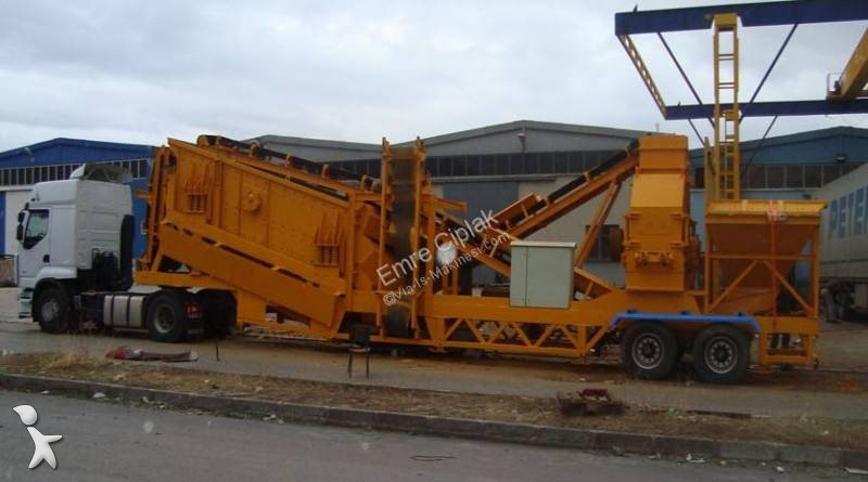 Concasare, reciclare Finlay MOBILE CRUSHER - 150 TPH CAPACITY