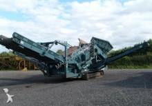 britadeira, reciclagem Powerscreen Warrior 1400