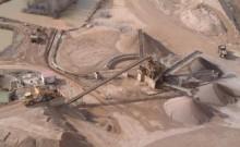nc SAND WASHING UNIT / unitée de lavage de sable 400T/h année 2006