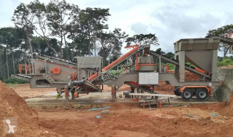 Concasare, reciclare Powerscreen V-90 MOBILE SAND MAKING PLANT