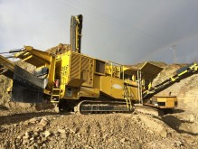 Keestrack Screen crusher