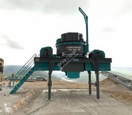 britadeira, reciclagem Constmach VERTICAL SHAFT IMPACT CRUSHER - 150 tph CAPACITY