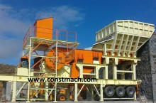Constmach JAW CRUSHER - 1250 x 900 mm - 400 tph CAPACITY