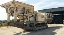 britadeira, reciclagem Metso Minerals IMPIANTO DI FRATUMAZIONE METS MIMERALS 105