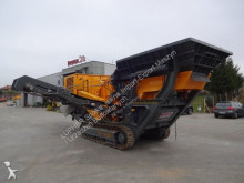 Caterpillar crusher