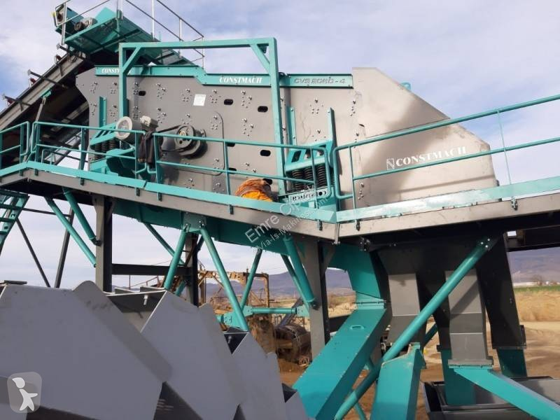 Constmach 2000 * 6000 mm VIBRATING SCREEN - 4 DECKS crushing, recycling