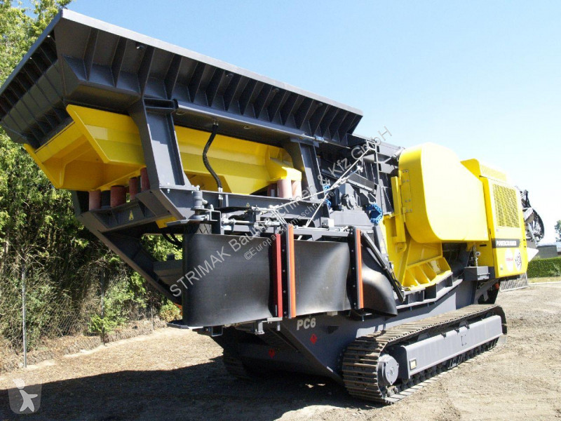 View images Atlas Copco PC 6 crushing, recycling