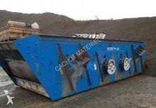 britadeira, reciclagem triagem Sandvik