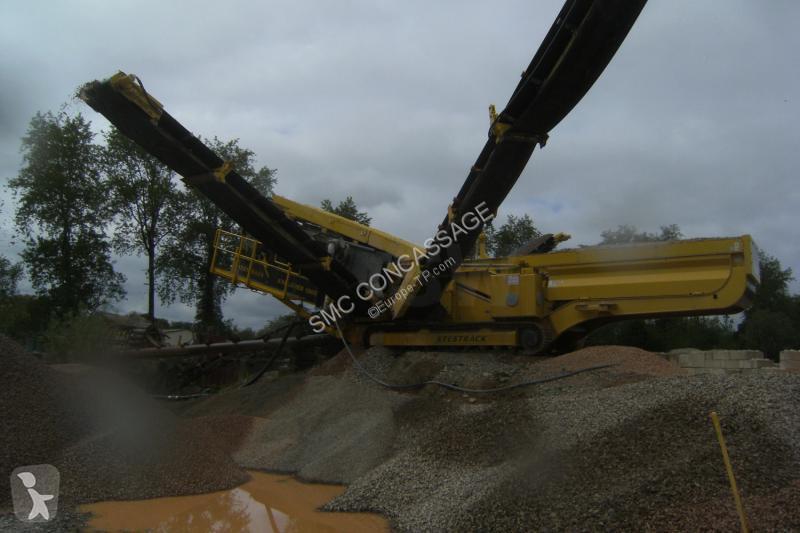 Concassage, recyclage Keestrack EXPLORER 1800 III Lavage