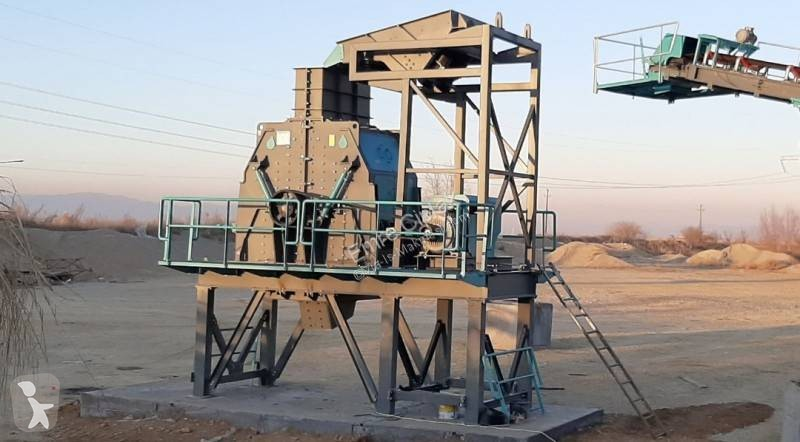 Bilder ansehen Constmach Tertiary Crusher - SAND MAKING MACHINE – 150 tph Brechen, Recycling