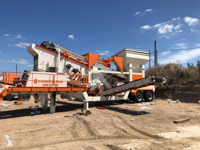 View images Chieftain  crushing, recycling