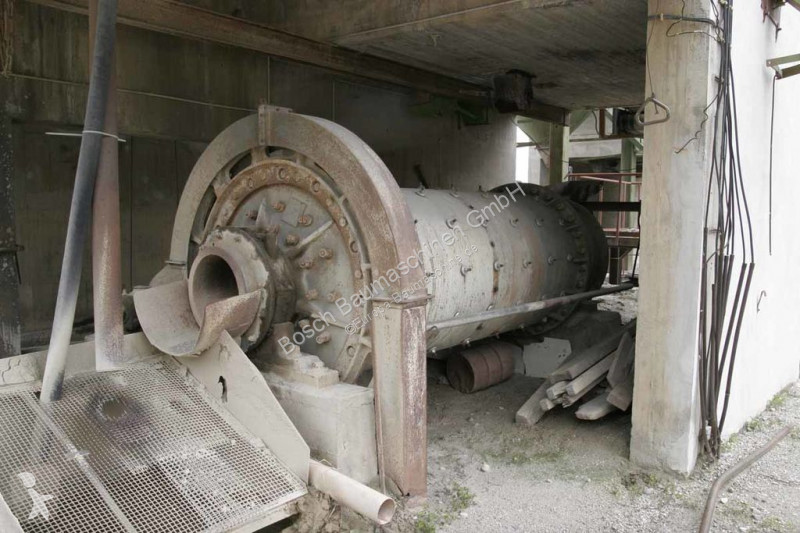 Voir les photos Concassage, recyclage Krupp rod mill  / Stabrohrmühle