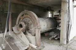 Krupp rod mill / Stabrohrmühle crushing, recycling