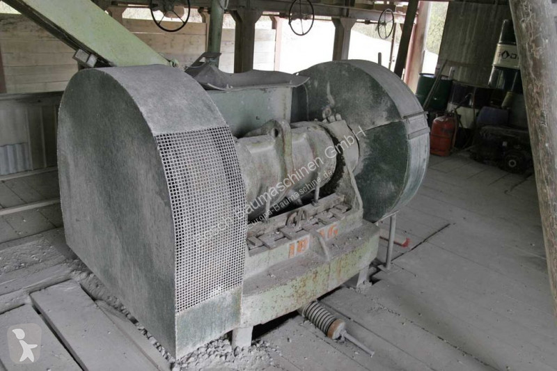 Vedeţi fotografiile Concasare, reciclare Ibag ES800/150R Jaw crusher Backen Brecher