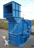 SBM waste shredder
