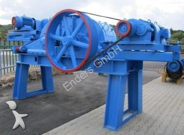 Concassage, recyclage Krupp Glattwalzenbrecher