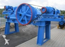 Krupp waste shredder