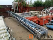 trituración, reciclaje cinta transportadora usado