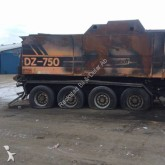 Doppstadt DZ750 Kombi dismantling for parts